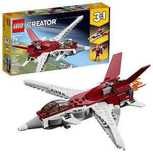 LEGO Creator 3in1 Futuristic Flyer 31086 Building Kit (157 Pieces) - His Perfect Gifts