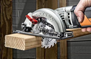 "WORX WORXSAW 4-1/2"" Compact Circular Saw – WX429L - His Perfect Gifts"