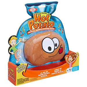 Ideal Hot Potato Electronic Musical Passing Kids Party Game - His Perfect Gifts