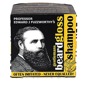 Professor Fuzzworthy's Beard SHAMPOO with All Natural Oils From Tasmania Australia - 125gm - His Perfect Gifts