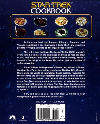 Star Trek Cookbook - His Perfect Gifts