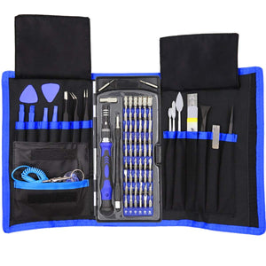 Electronics Repair Kit 80 in 1 Precision Screwdriver Set with Magnetic Driver Kit - His Perfect Gifts