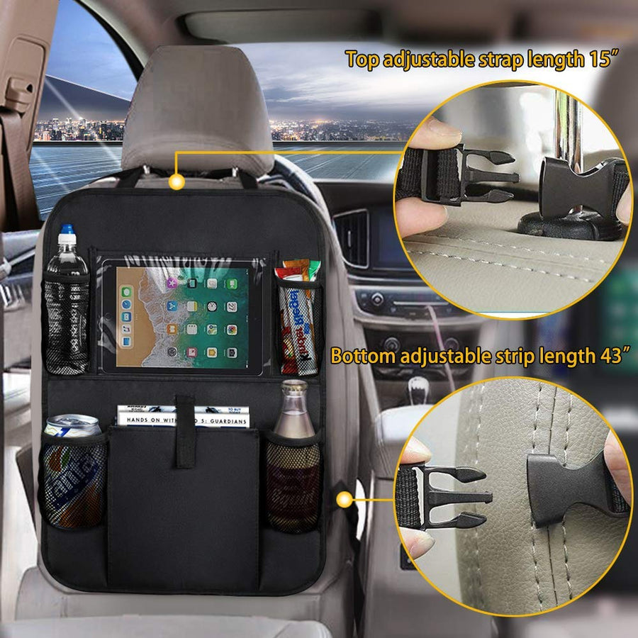 Backseat Car Organizer - His Perfect Gifts