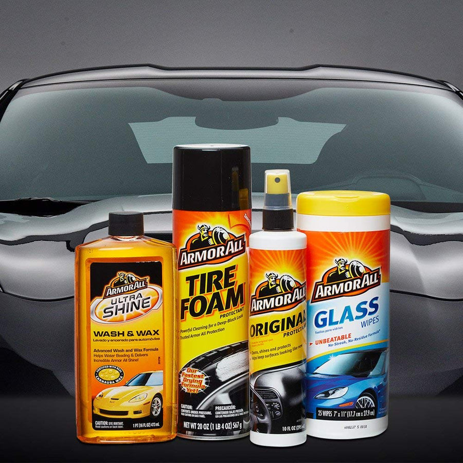 Armor All Complete Car Care Kit - His Perfect Gifts