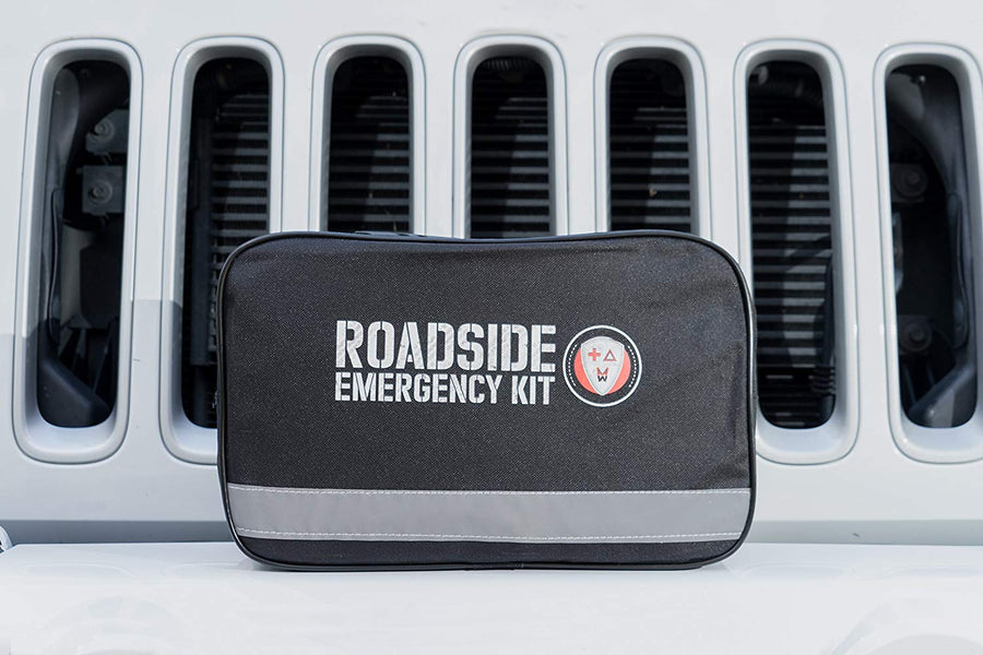 Roadside Assistance Car Complete Emergency Kit - His Perfect Gifts