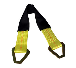 Heavy Duty Axle Straps 4 Pack - His Perfect Gifts