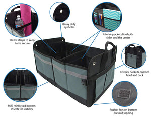 Car Trunk Organizer Storage Cargo Box - His Perfect Gifts