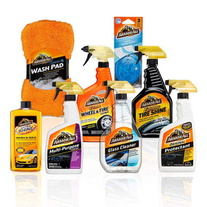 Armor All Premier Car Care Kit (8 Piece Kit) - His Perfect Gifts