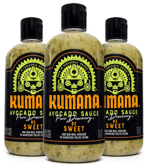 Kumana Avocado Sauce - Keto Approved & Paleo Friendly - His Perfect Gifts