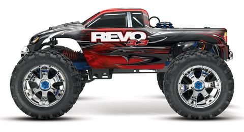 REVO 3.3 4WD NITRO MONSTER TRUCK