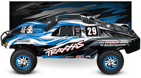 Traxxas Slayer Pro 4X4: The Next Generation of Nitro Short-Course Performance!