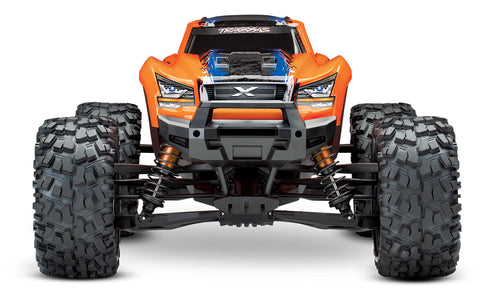 X-MAXX WITH 8S ESC MONSTER TRUCK