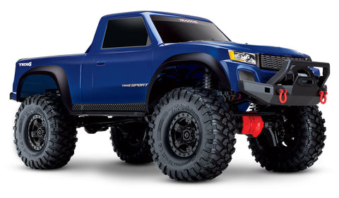 TRX-4® Sport: 1/10 Scale 4WD Electric Truck