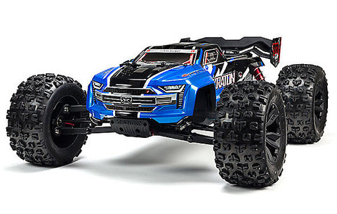 1/8 KRATON 6S BLX 4WD Brushless Monster Truck 60+ MPH
