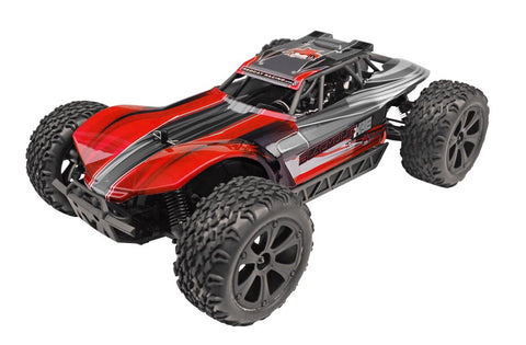 BLACKOUT™ XBE PRO 1/10 SCALE BRUSHLESS ELECTRIC BUGGY