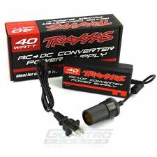 2976:Traxxas AC to DC Adapter