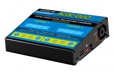 ACDC-DUO - Two-Port Multi-Chemistry Balancing Charger (LiPo/LiFe/LiHV/NiMH)