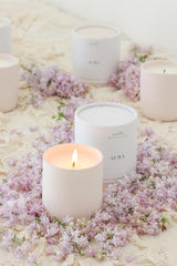 esselle pink candle