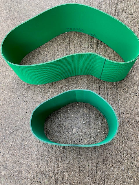 Green Onion Cutter Replacement Belt for GW802