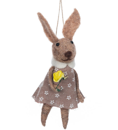 Nancy  The Woollen Rabbit