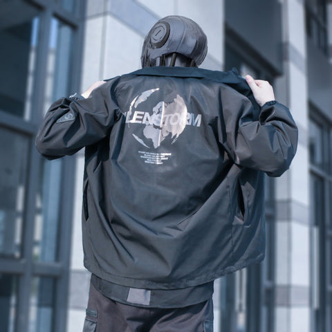 WATERPROOF TECHWEAR JACKET