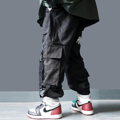 MULTI POCKET CARGO PANTS