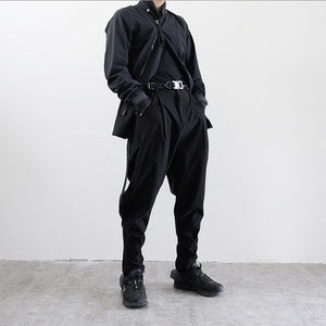 NOSUCISM A/W TECH PANTS