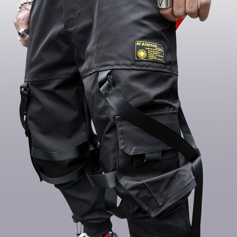Image of techwear pants