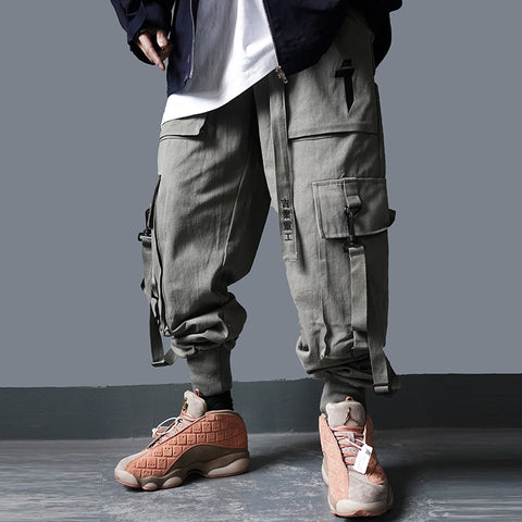 Image of MULTI POCKET CARGO PANTS
