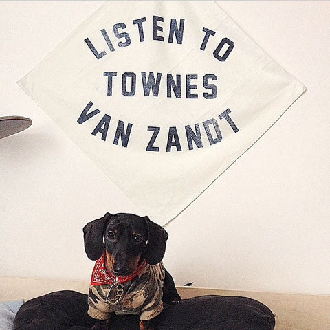 Listen to Townes Van Zandt Patch