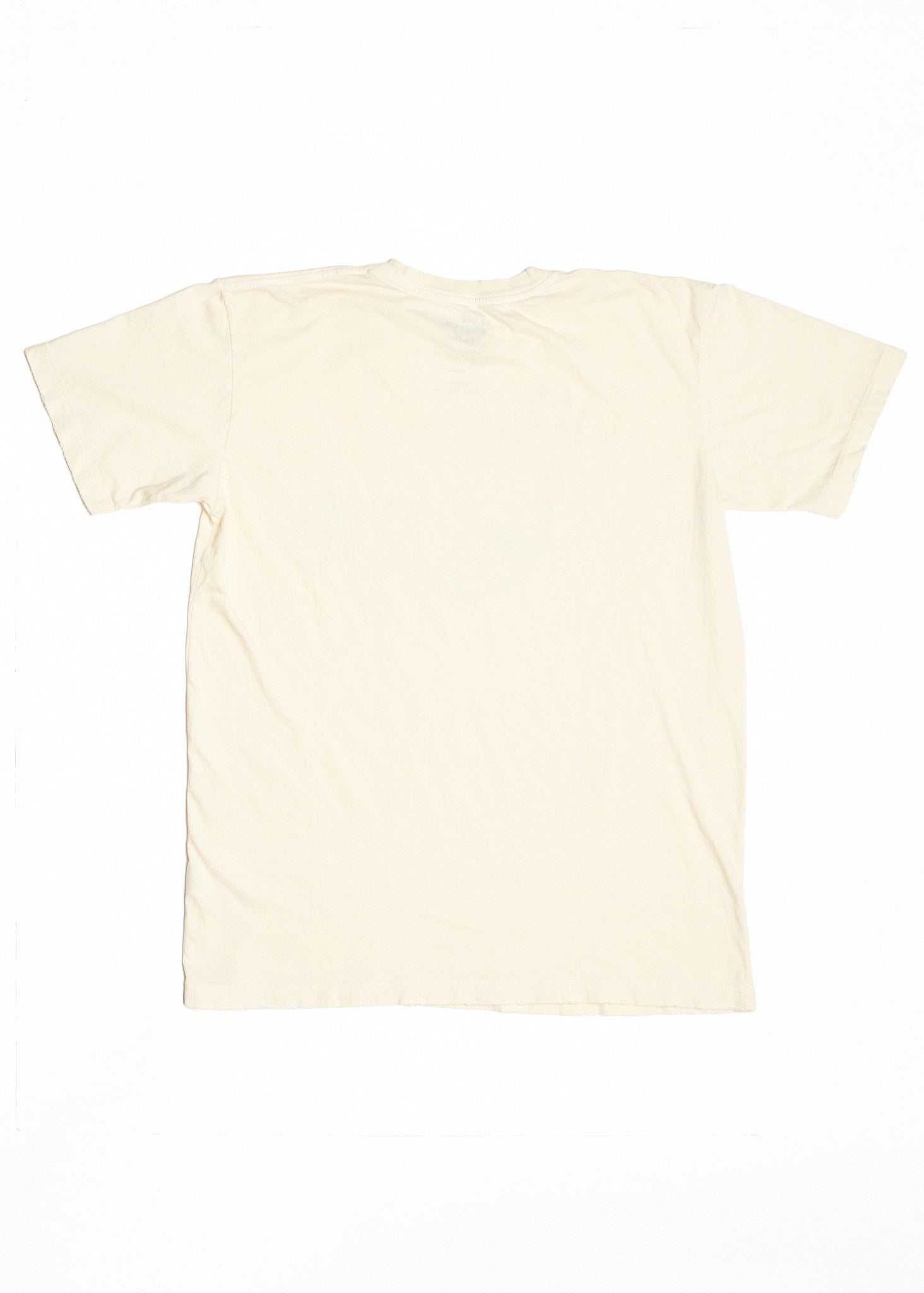 Pancho and Lefty Men's Crew - Dirty White