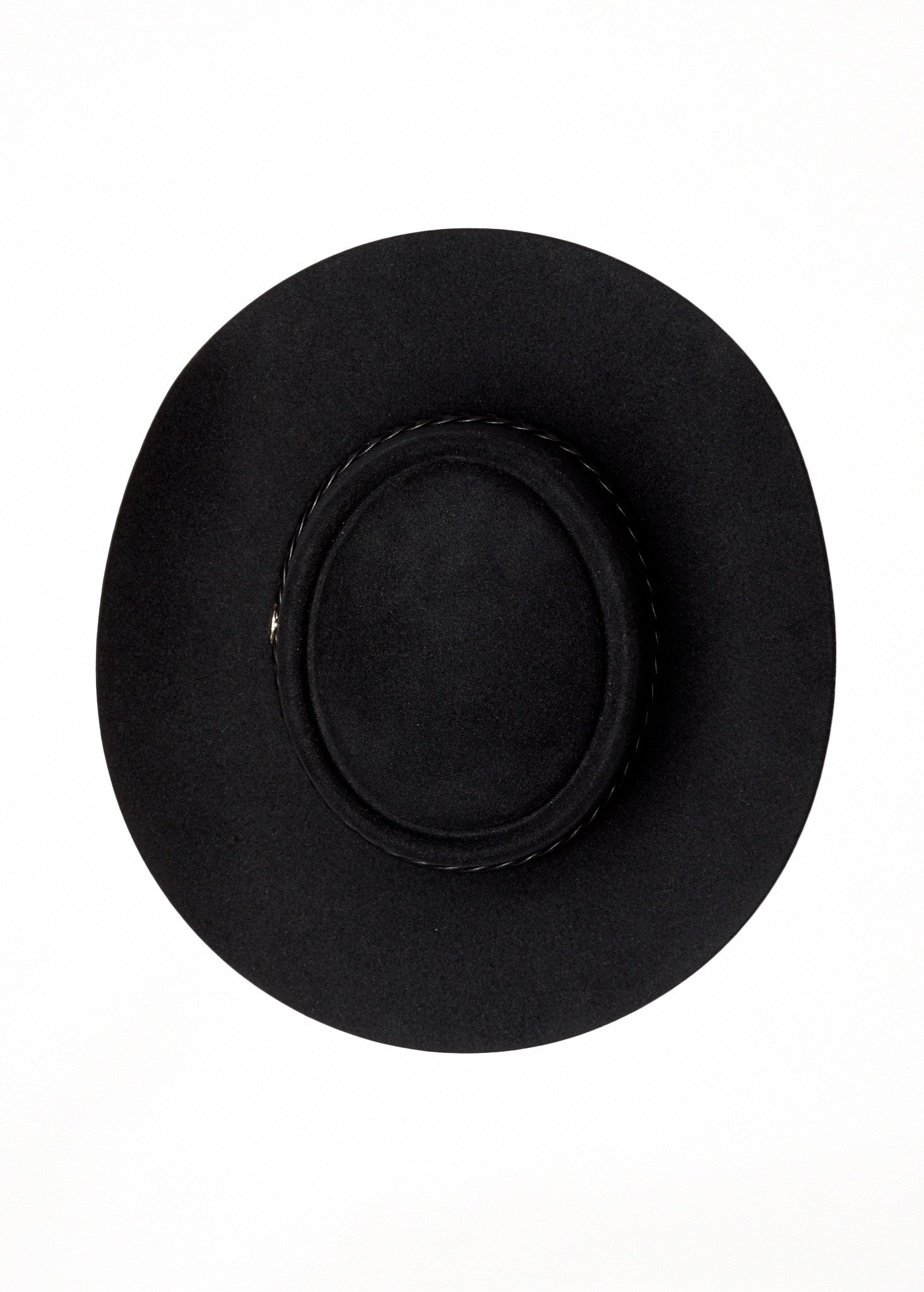 The Lash Stetson Hat - Made Exclusively for Midnight Rider - Hat - Midnight Rider