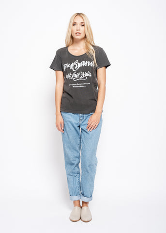 The Band at Winterland Women's Crew - Vintage Black