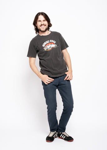 Made in U.S.A. Men's Crew - Vintage Black