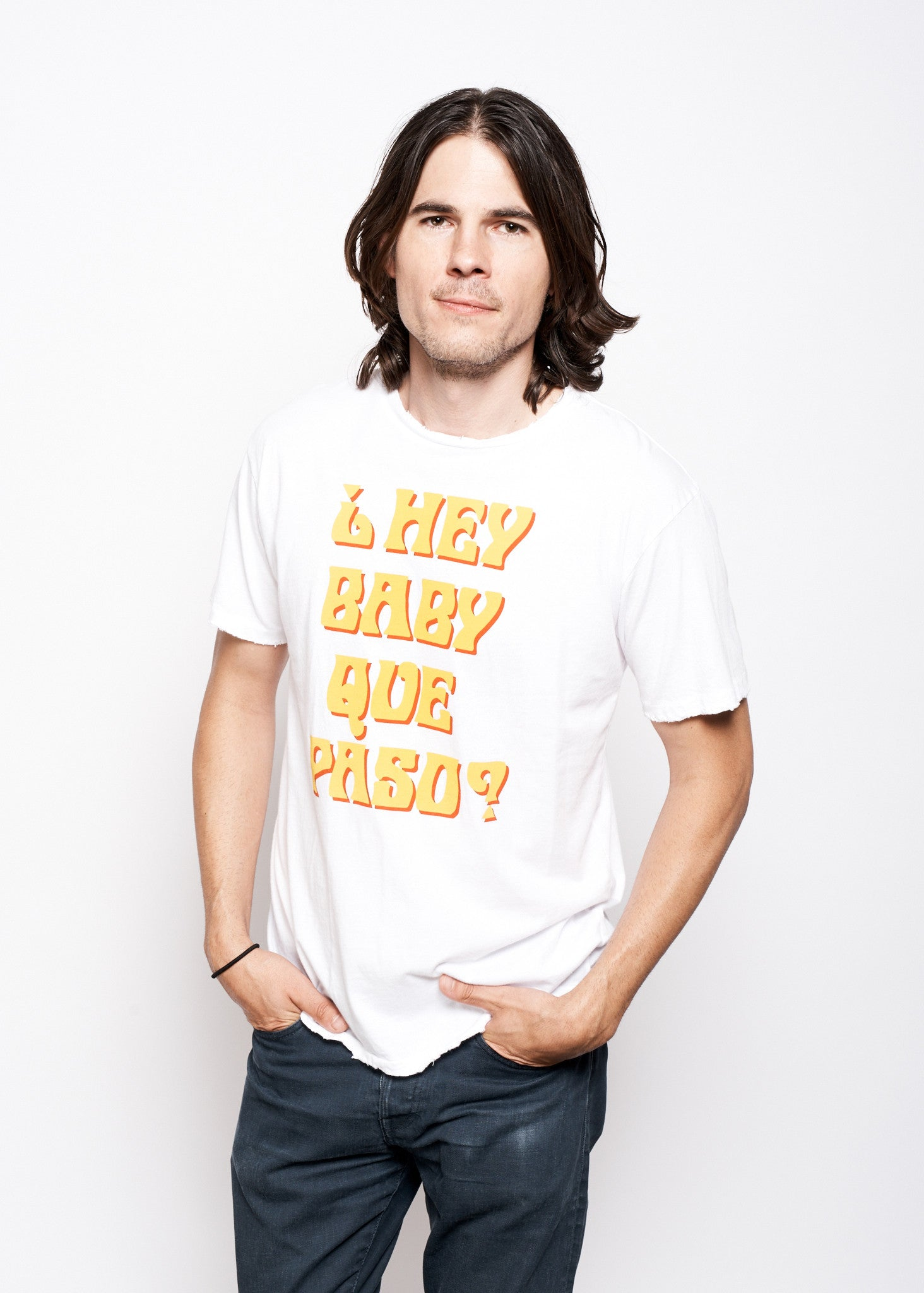Hey Baby Que Paso? - Men's Crew