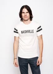 Nashville Tennessee Unisex Football Tee