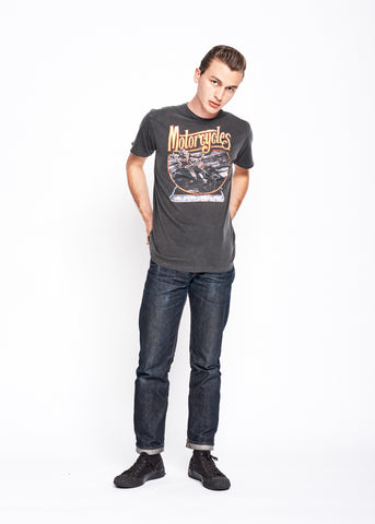 Good Clean Fun Men's Crew - Vintage Black