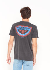 United We Stand Men's Crew - Vintage Black