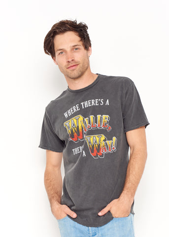 Where There's A Willie There's A Way Men's Crew