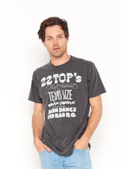 ZZ Top Barn Dance Men's Crew