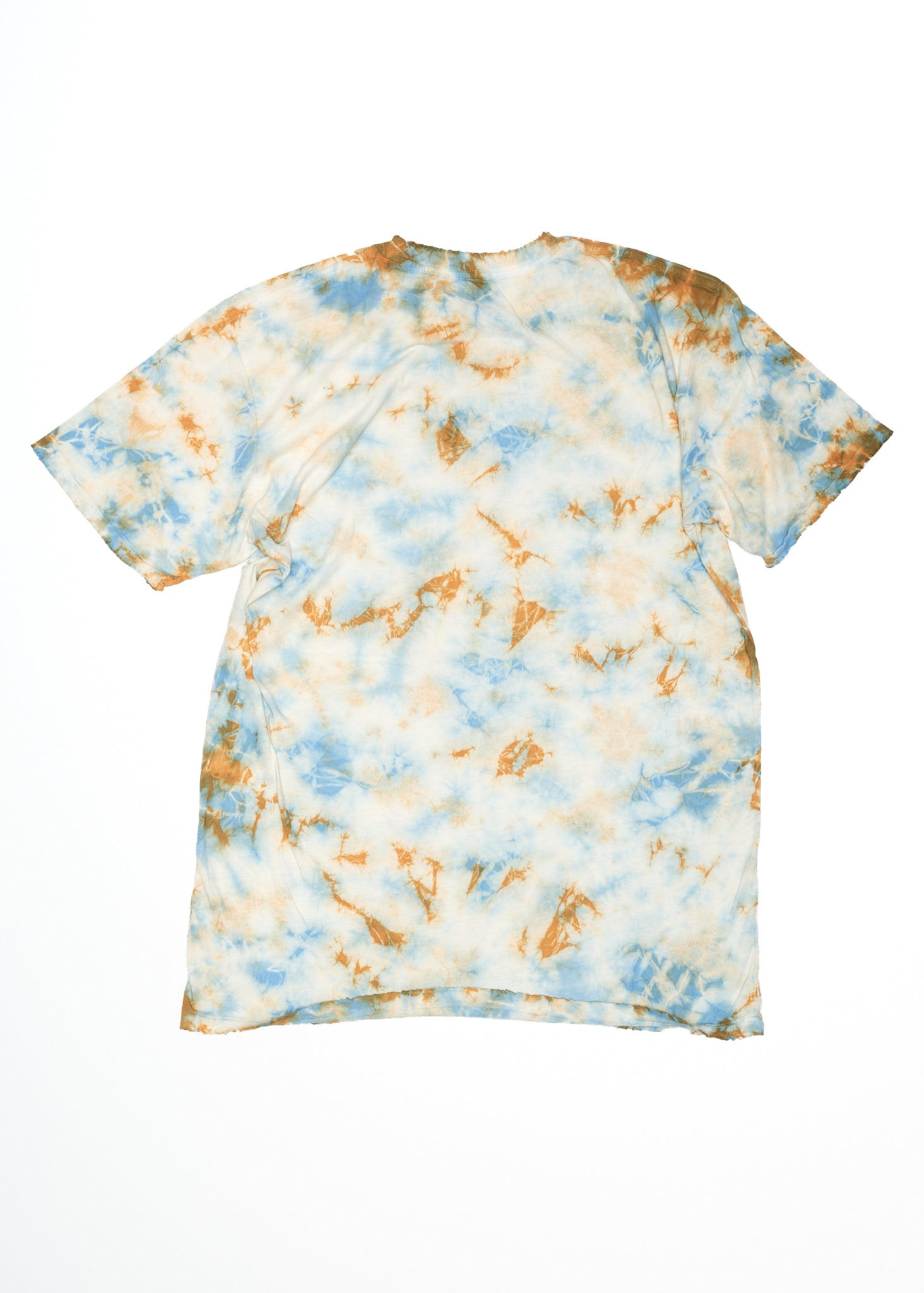 The Will To Be Free Men's Crew - Cloud Wash