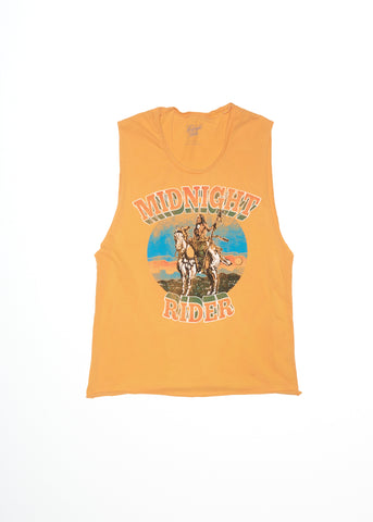 On Horseback Muscle Tee