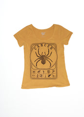 Cancer Zodiac Ballet Tee - Women's Tee Shirt - Midnight Rider