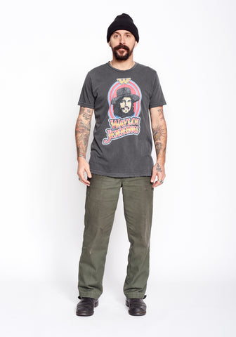 Ray Wylie Psych Men's Crew T-Shirt