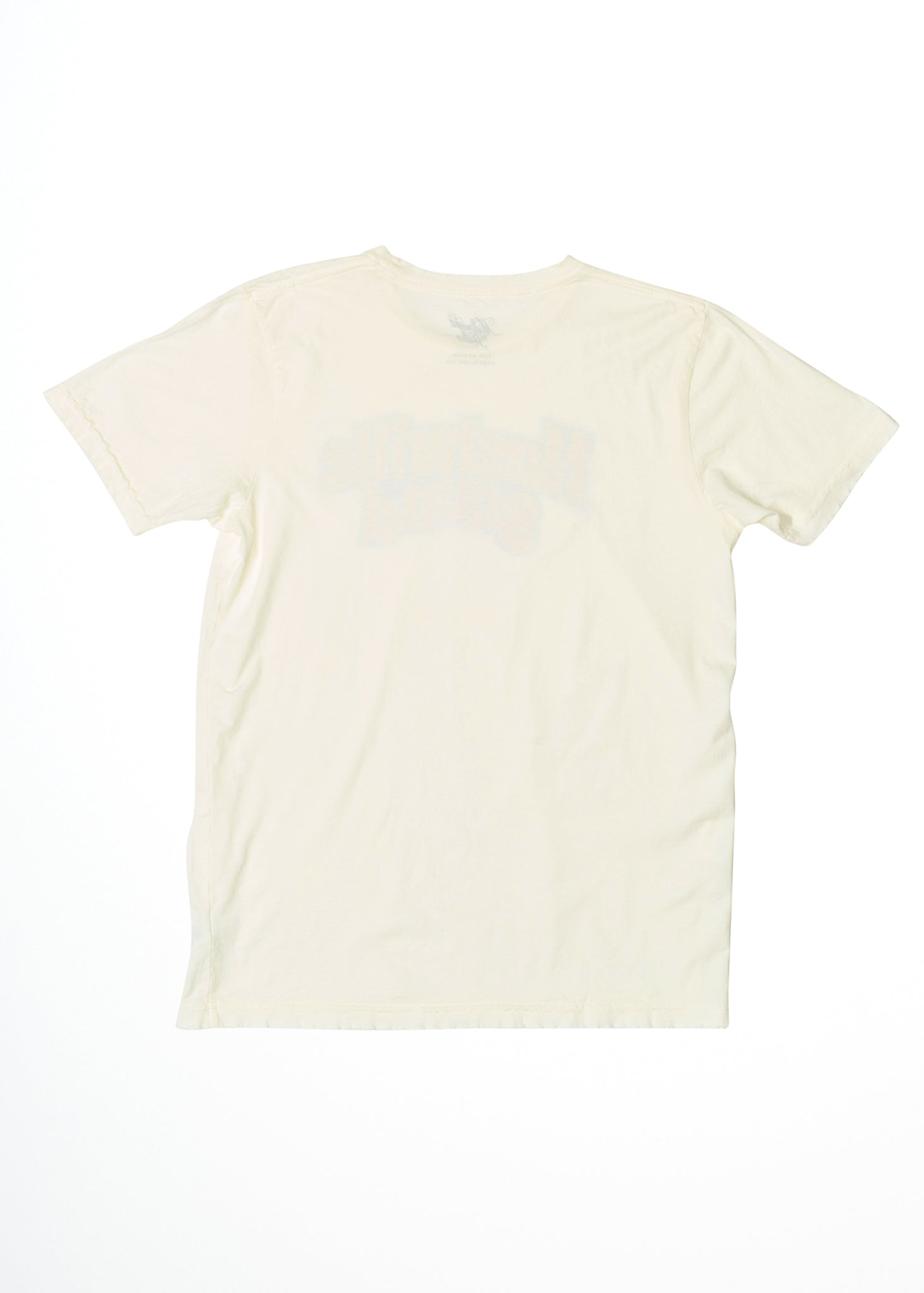Nashville Sound Men's Tee Shirt - Coconut Cream