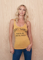 Jerry Garcia Musical and Spiritual Advisor Women's Lace Tank
