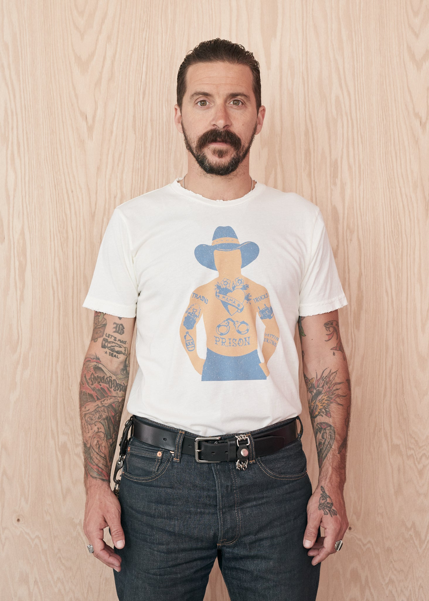 Perfect Country and Western Men's Crew Tee
