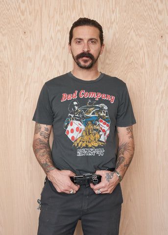 Bad Company Rock 'n' Roll Fantasy '79 Men's T-Shirt