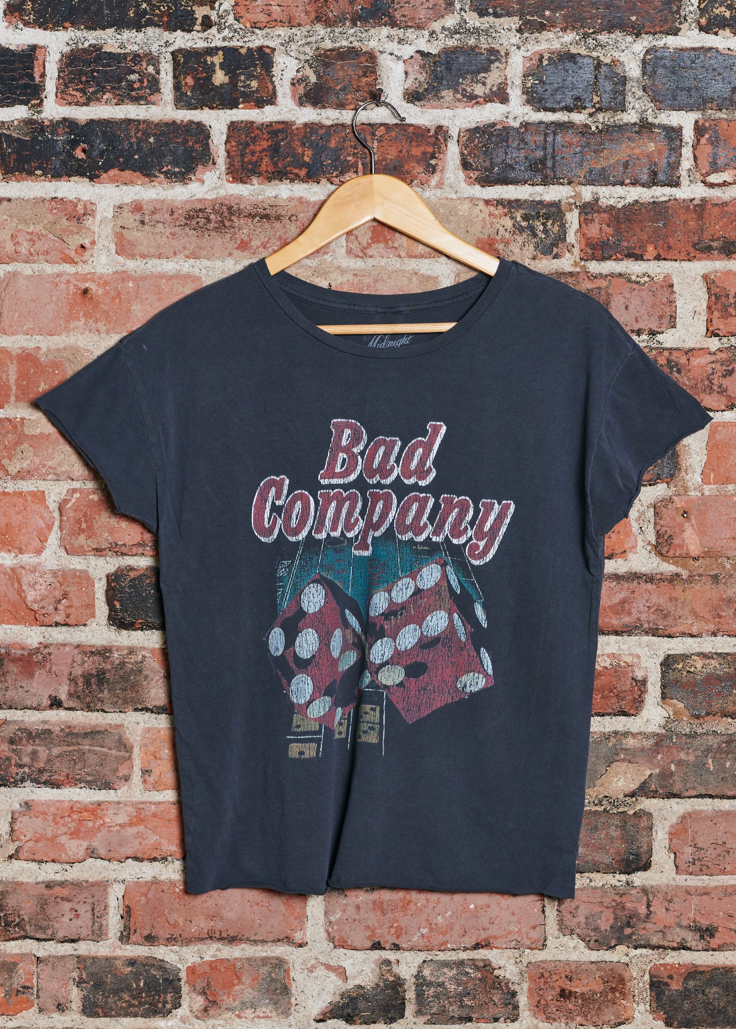 Bad Company Rollin' Dice Cut Off Tee