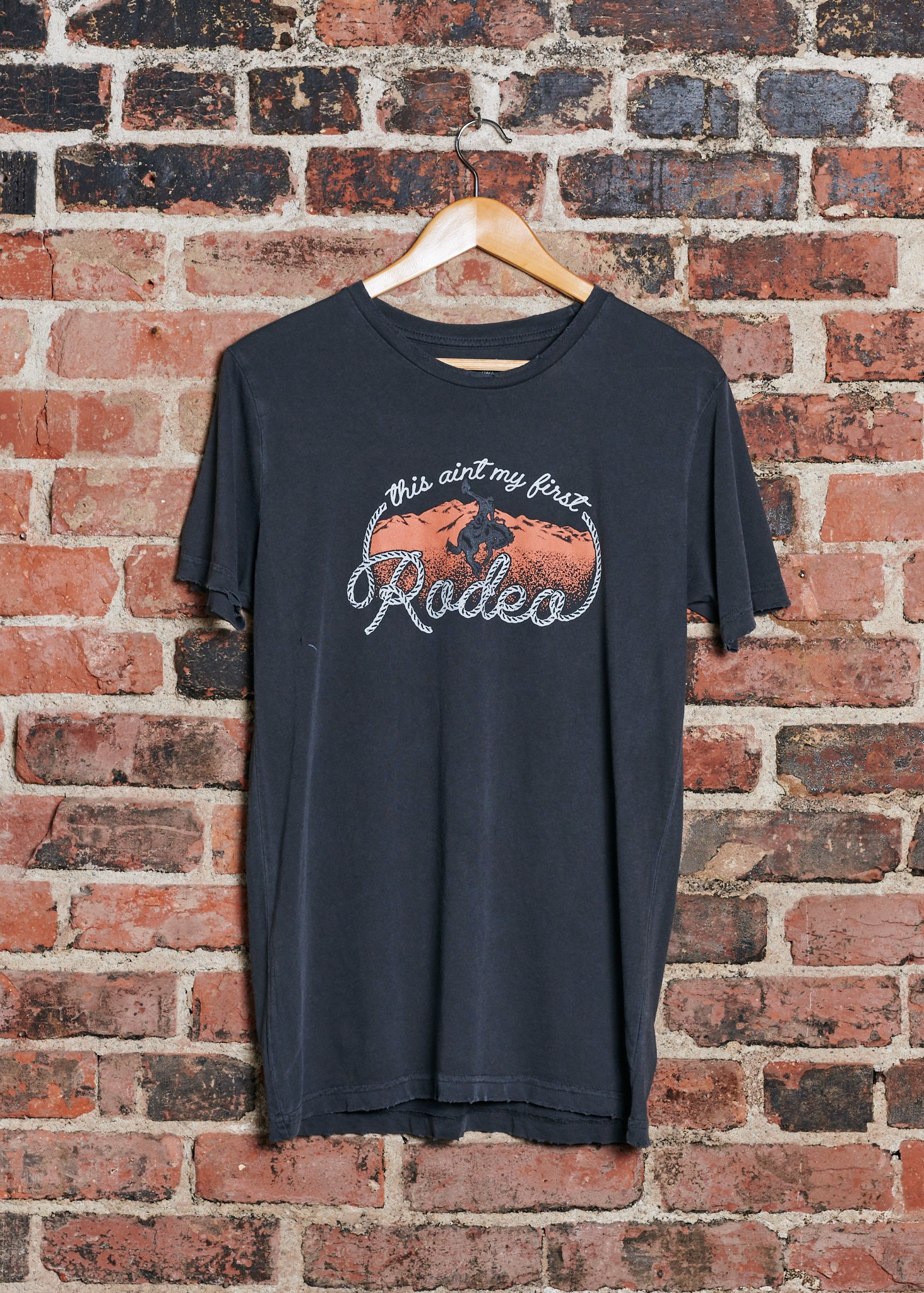 Not My First Rodeo Unisex Tee